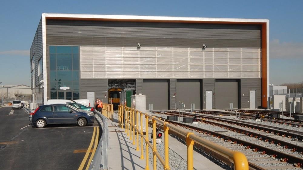 New Cross Gate Depot